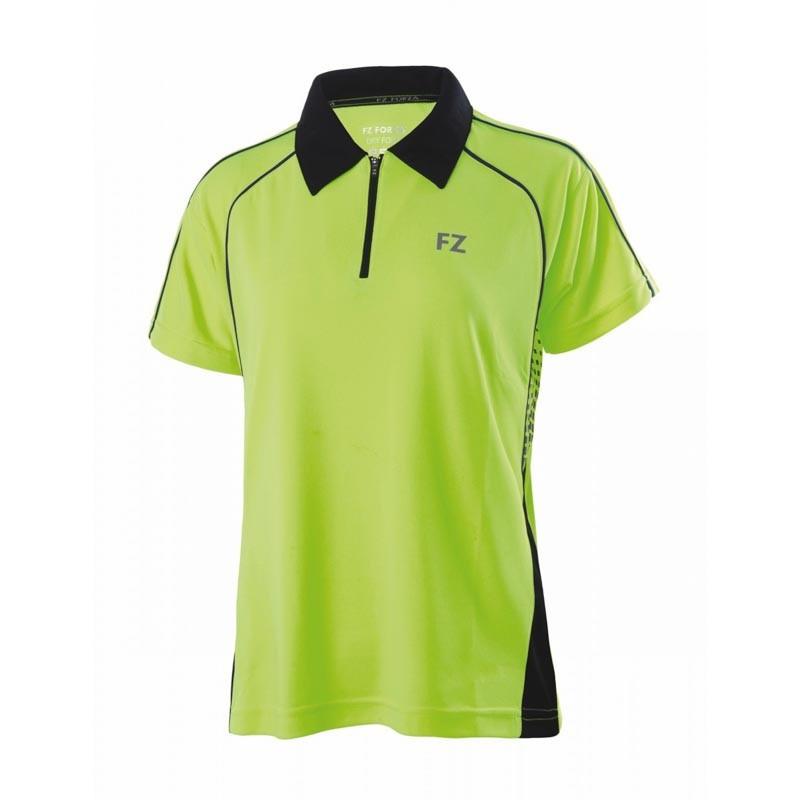 Поло жіноча FZ FORZA Maxime Womens Polo Tee Safety Yellow