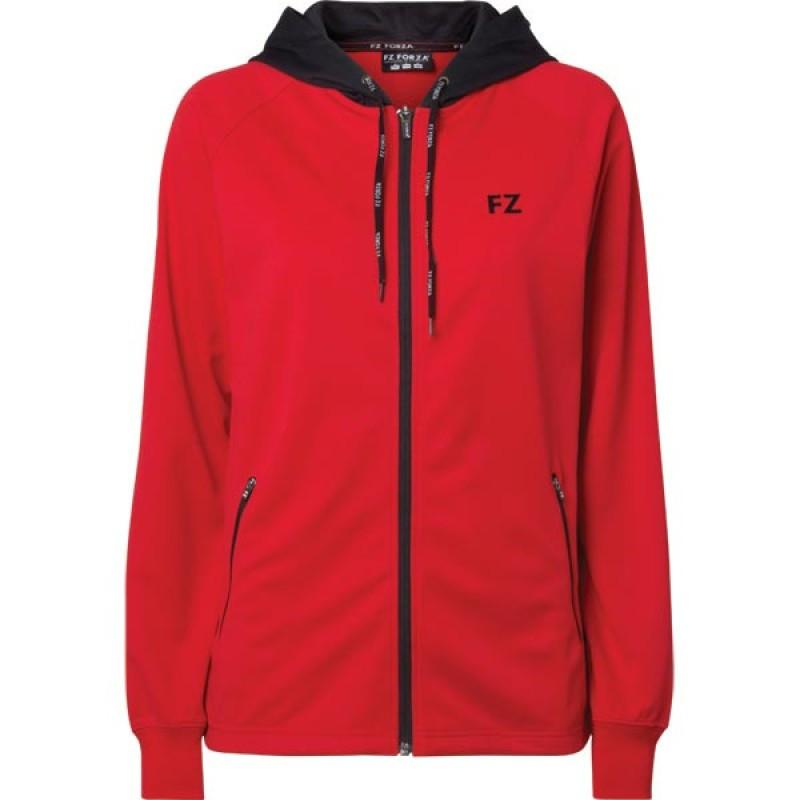Спортивная Кофта FZ FORZA Lacey Womens Jacket Chinese Red