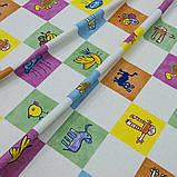 Комплект Декоративных Штор в детскую Испания Детские картинки, арт. MG-131073, 170*135 см, фото 3