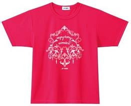 Футболка спортивна Yonex 16204 Bright Pink