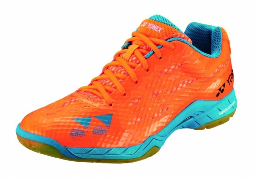 Кроссовки Yonex SHB-AERUS M Bright Orange