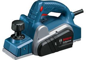 Рубанок Bosch GHO 6500 Professional (0.65 кВт, 82 мм) (0601596000)
