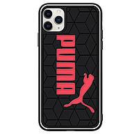 Чехол-накладка TPU Sneakers для IPhone 11 Pro Puma Black