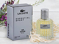 Тестер Lacoste Essential Sport Vip (Лакоста Эсеншиал Спорт) 60 мл