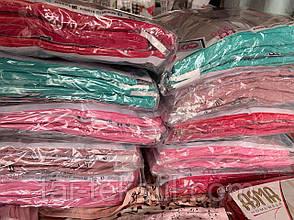 Пижама женская футболка и капри хлопок разные цвета т.м Коттон Море Турция № 49766, фото 3