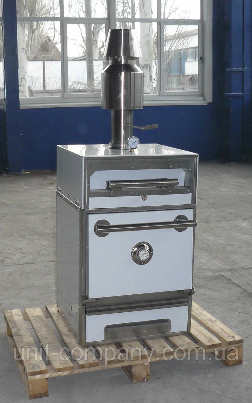 Пицце-печь на хоспер, печь-гриль BQ-3
