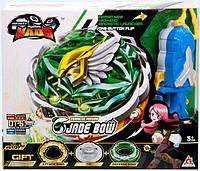 Волчок Auldey Infinity Nado V серия Advanced Jade Bow Нефритовый Лук