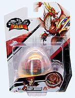 Волчок Auldey Infinity Nado V серия Nado Egg Fiery Dragon Огненный Дракон