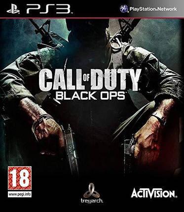 Игра для игровой консоли PlayStation 3, Call of Duty: Black Ops (БУ), фото 2