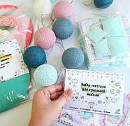 Набор текстиля в кукольный домик NestWood Стандарт/Люкс/Люкс Плюс (для кукол Барби), фото 2