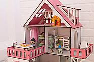 Набор текстиля в кукольный домик NestWood Стандарт/Люкс/Люкс Плюс (для кукол Барби), фото 5