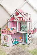 Набор текстиля в кукольный домик NestWood Стандарт/Люкс/Люкс Плюс (для кукол Барби), фото 6
