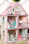 Набор текстиля в кукольный домик NestWood Стандарт/Люкс/Люкс Плюс (для кукол Барби), фото 7