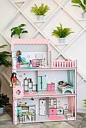 Набор текстиля в кукольный домик NestWood Стандарт/Люкс/Люкс Плюс (для кукол Барби), фото 8