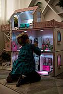 Набор текстиля в кукольный домик NestWood Стандарт/Люкс/Люкс Плюс (для кукол Барби), фото 10