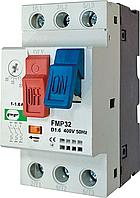 Автомат защиты двигателя FMP32  D1.6 (1-1.6A) Promfactor