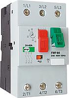 Автомат защиты двигателя FMP80  D40 (25-40A) Promfactor