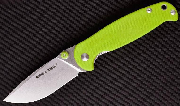 Нож складной Real Steel H6-s1 fruit green