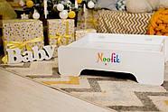 Световой Планшет песочница для песочной анимации Noofik (МДФ, Белый), фото 7