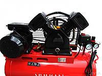 Компрессор воздушный Vulkan IBL 2065E-220-50 ременной 2.2 кВт (UK25916)