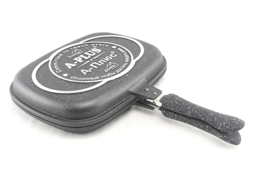 Сковородка - гриль  двусторонняя 32см FP1502 GREY