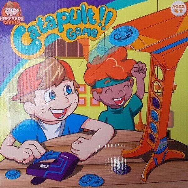 Настольная игра катапульта Catapult Game B3123
