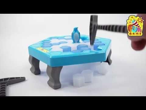 Настольная игра Fun Game Пингвин на льду (7326)