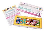 Детское домино Животные DOMINO Animals color set (ABC Home), фото 3