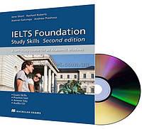 Английский язык / Подготовка к экзамену: IELTS Foundation 2nd Ed: Study Skills Academic+CD / Macmillan