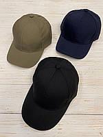 Мужские кепки пустышки (57-59 см) оптом купить от склада 7 км