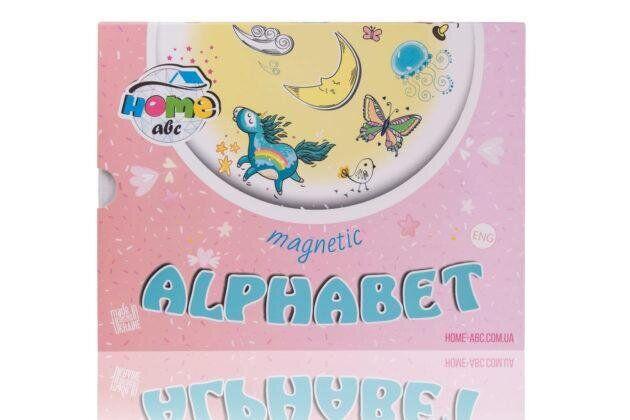 Детские Английский магнитный алфавит (ABC Home)