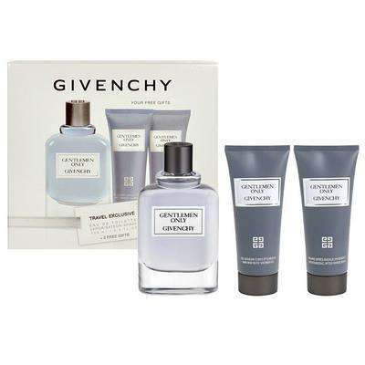 Чоловічий подарунковий набір GIVENCHY Gentlemen Only, деревно-цитрусовий аромат для чоловіків ОРИГІНАЛ