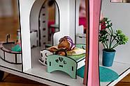 Кукольный домик NestWood 4х-сторонний для ЛОЛ на подставке с колесиками, фото 7