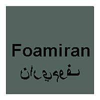 Фоамиран темно-серый (графит) иранский 20х15 см, толщина 1 мм, Харьков