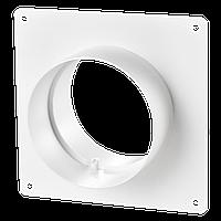 Соединитель с пластиной для круглых каналов d150