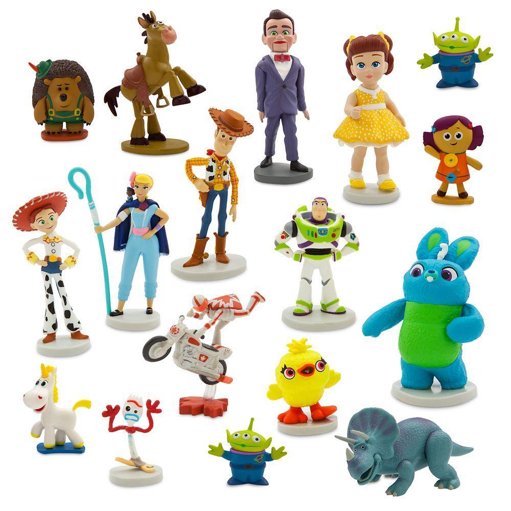 Мега набор фигурок История игрушек Дисней Disney