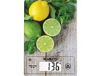 Весы кухонные электронные с точностью измерения 1 грамм Scarlett SC-KS57P21