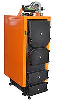 Твердотопливный котел ДТМ КОТ 100 Т мощностью 100 кВт