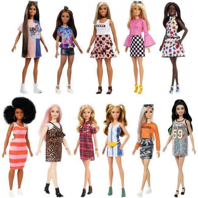 Кукла Barbie Модница в асс.(14)