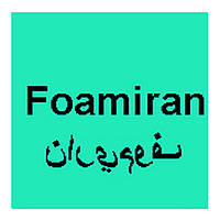 Фоамиран иранский тиффани (аквамарин) 20х30 см, толщина 1 мм, Харьков