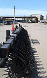 Нова Ротаційна борона мотика John Deere Yetter 6 м (не складна) Ротационная борона мотыга 3421, фото 4