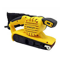Ленточная шлифовальная машина Stanley 900 Вт