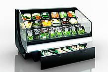 Холодильная пристенная витрина Missouri cold diamond MC 115 cascade VF self A