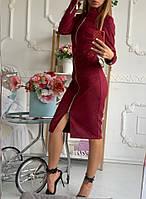 """Платье женское """"Замш"""", фото 1"""