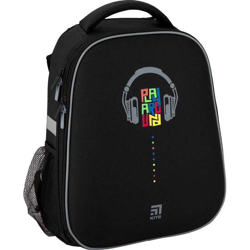 Рюкзак школьный каркасный Kite Education Playaround K20-531M-1