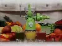 Соковыжималка ручная шнековая Juice Wizard