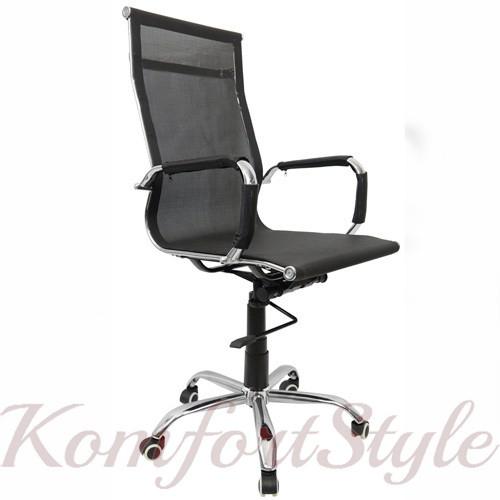 Кресло офисное Bonro B-610 Black (40040000)