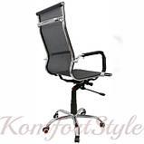 Кресло офисное Bonro B-610 Black (40040000), фото 2