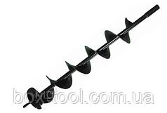 Шнек Vorskla для мотобура 100 мм на 1000 мм
