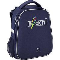 Рюкзак школьный каркасный Kite Education Rock it K20-531M-2, фото 1